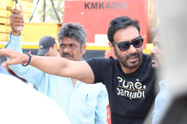 Image Courtesy : Twitter | Official Account : @ajaydevgn